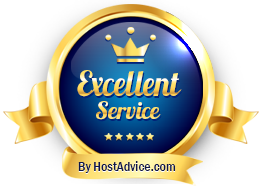 KnownSRV LTD Hosting was awarded this badge for its excellent service